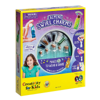Creativity for Kids Calming Swirl Charms Kit