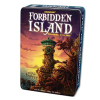 Gamewright Forbidden Island Card Game