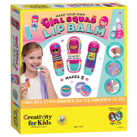 Creativity for Kids Girl Squad Lip Balm Kit