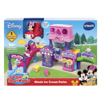 Vtech Go! Go! Smartwheels Minnie's Icecream Parlour