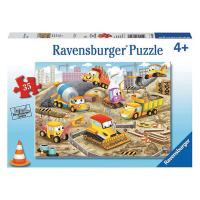 Ravensburger Raise the Roof 35 Piece Puzzle