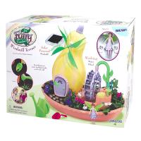 Playmonster My Fairy Garden Windmill Terrace Solar Power Playset