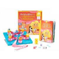 Open Box GoldieBlox and The Spinning Machine