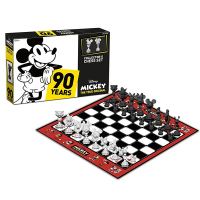 Usaopoly Mickey Chess Set