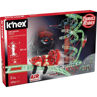 K'nex Thrill Rides Web Weaver Roller Coaster