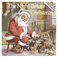 The Night Before Christmas Paperback Book