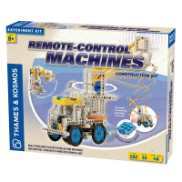 OPEN BOX Thames & Kosmos Remote Control Machines Kit